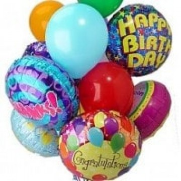 Select this n indicate balloon choice in Message To Store 1-Happy Birthday, 2-Congrats, 3-Thank u, 4-Baby Boy/Girl, 5-Get Well