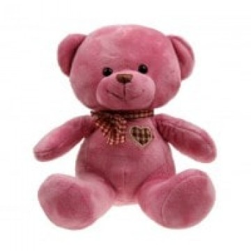 Pink Teddy Bear HT20cm