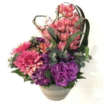 Artificial Flower Arrangement AFA6