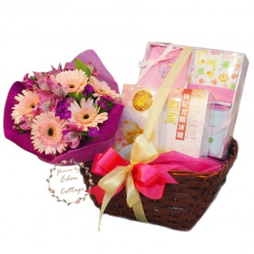 Baby Gifts Hamper NB02