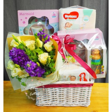 Baby Gifts Hamper NB04