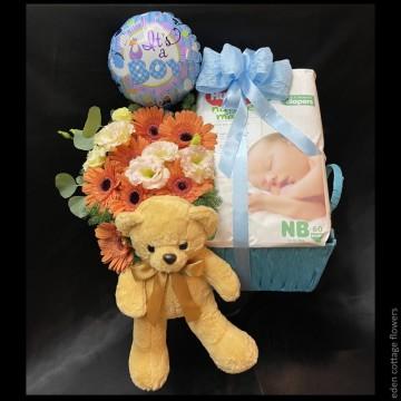 Baby Gifts Hamper NB08