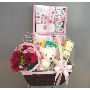 Baby Gifts Hamper NB09