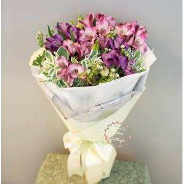 Alstroemeria Bouquet AHB1