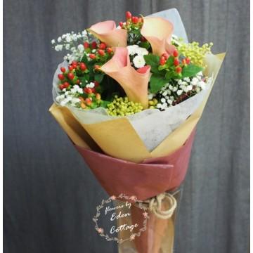 Calla Lily Bouquet CHB1