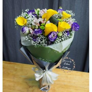 Calla Lily Bouquet CHB2