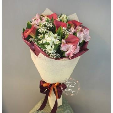 Calla Lily Bouquet CHB4