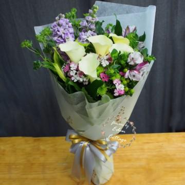 Calla Lily Bouquet CHB5