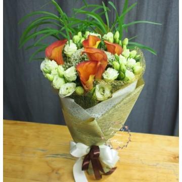 Calla Lily Bouquet CHB6