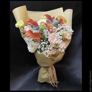 Calla Lily Bouquet HBC4