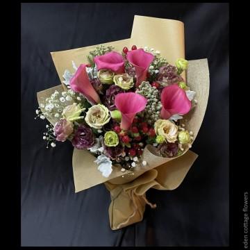 Calla Lily Bouquet HBC6
