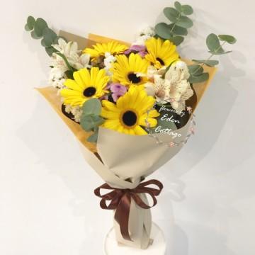 Gerbera Bouquet HBG3