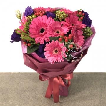 Gerbera Bouquet HBG5