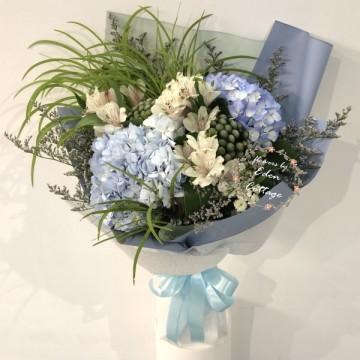 Hydrangea Bouquet HBH9