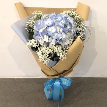 Hydrangea Bouquet HBH1