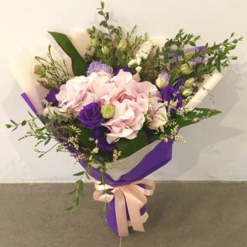 Hydrangea Bouquet HBH3