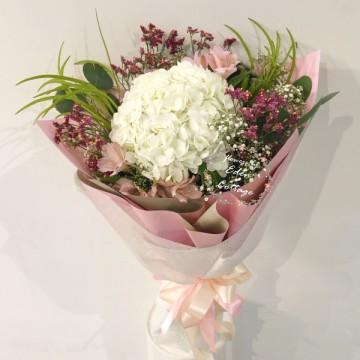 Hydrangea Bouquet HBH4