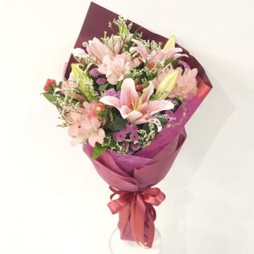 Lily Bouquet HBL4