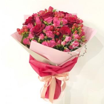 Roses Premium Bouquet HBR12