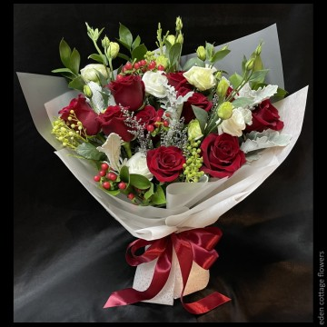Roses Red Bouquet HBR8