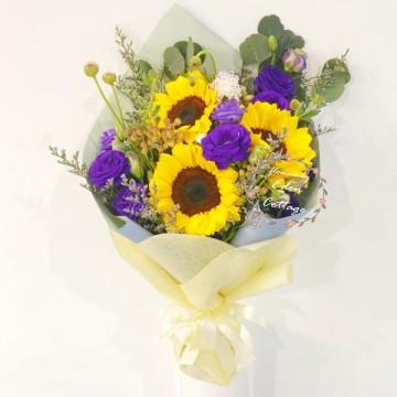 Sunflowers Bouquet HBS5