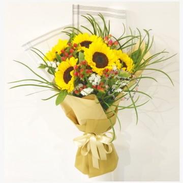 Sunflowers Bouquet HBS7