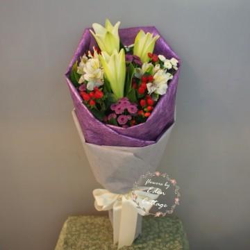 Lily Bouquet LHB4