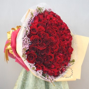 Roses 99 Bouquet RHB19