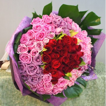 Roses 99 Bouquet RHB20