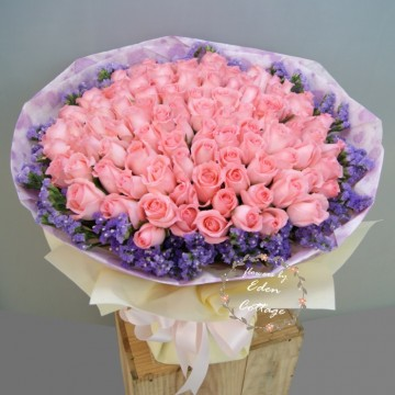 Roses 99 Bouquet RHB23
