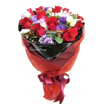 Red Roses Bouquet AN09