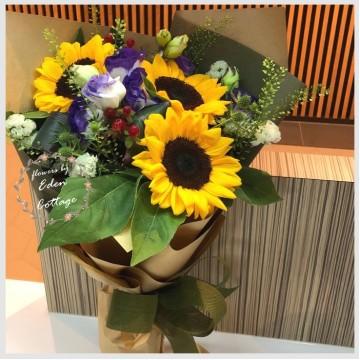 Sunflower Bouquet SHB2