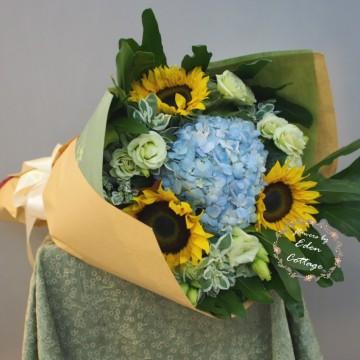 Sunflower Bouquet SHB5
