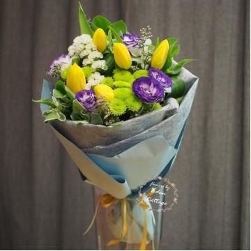 Tulip Bouquet THB2