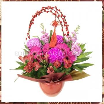 CNY Floral Arrangement CNF06