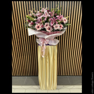 Congratulations Floral Stand CS03