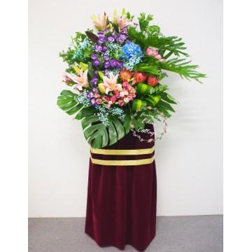 Congratulation Floral Stand CS35