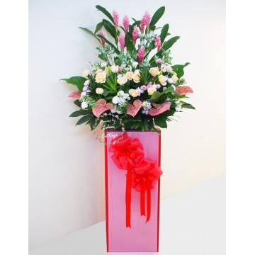 Congratulation Floral Stand CS21