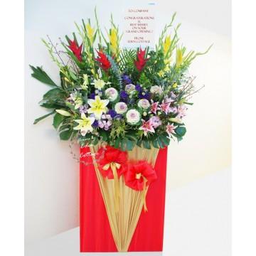 Congratulation Floral Stand CS33