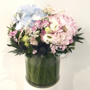 Hydrangea In vase FAV14