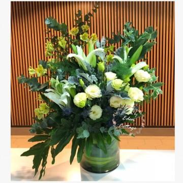 Flowers In vase FAV17