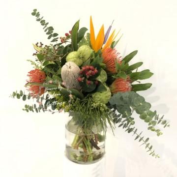 Flowers In vase FAV9