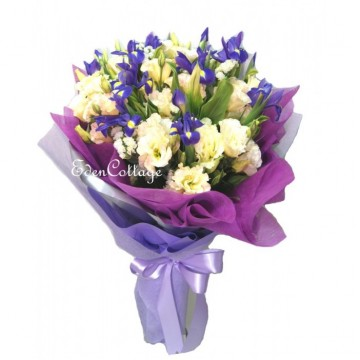 Iris Bouquet AN11