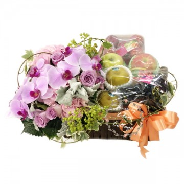 Japan Premium Fruits with Flowers FF17