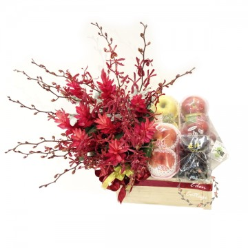 Japan Premium Fruits with Flowers FF18
