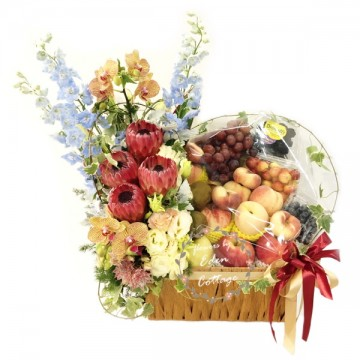 Flowers and Fruits FF08
