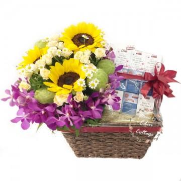 Tonics & Flowers TNF07