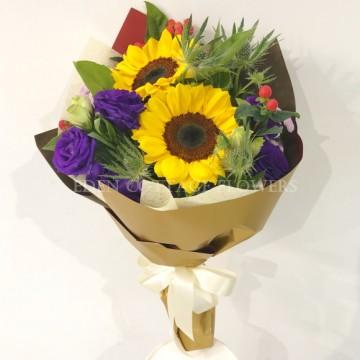 Sunflowers Bouquet VV7