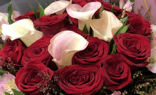 Valentines Day Bouquets 2021