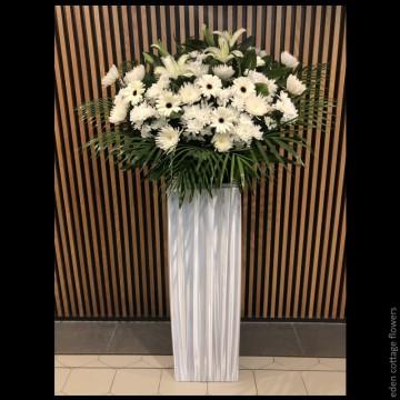 Sympathy Flower Stand CW02